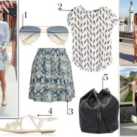 Wednesday shopping: Alicia Vikander