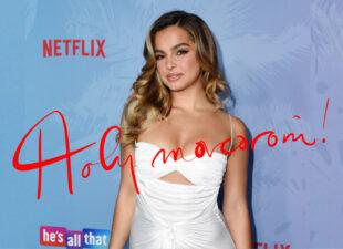 Addison Rae tekent megadeal met Netflix