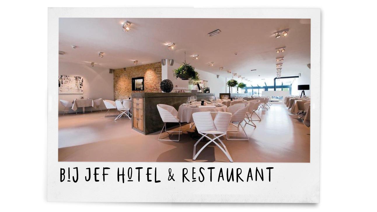 bij jef hotel & restaurant op texel
