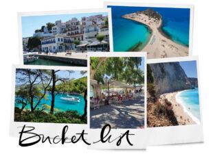 Dit wil je: 7 Griekse eilanden in 1 vakantie