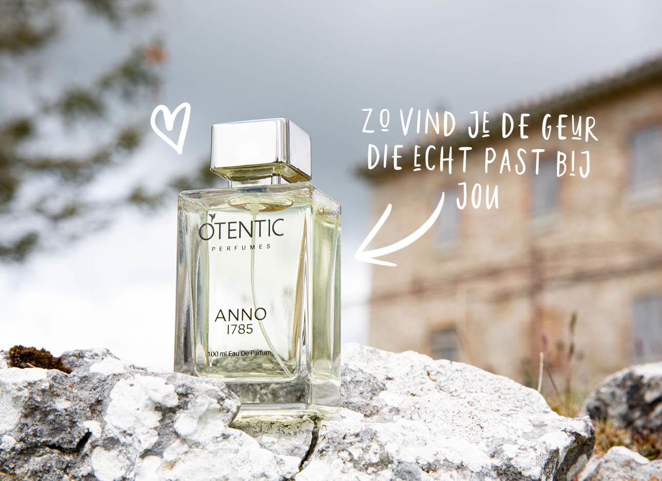 advertorial otentic perfume. Parumflesje on de sneeuw