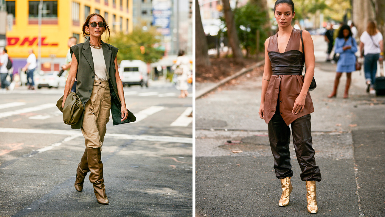 New york fashion week trends