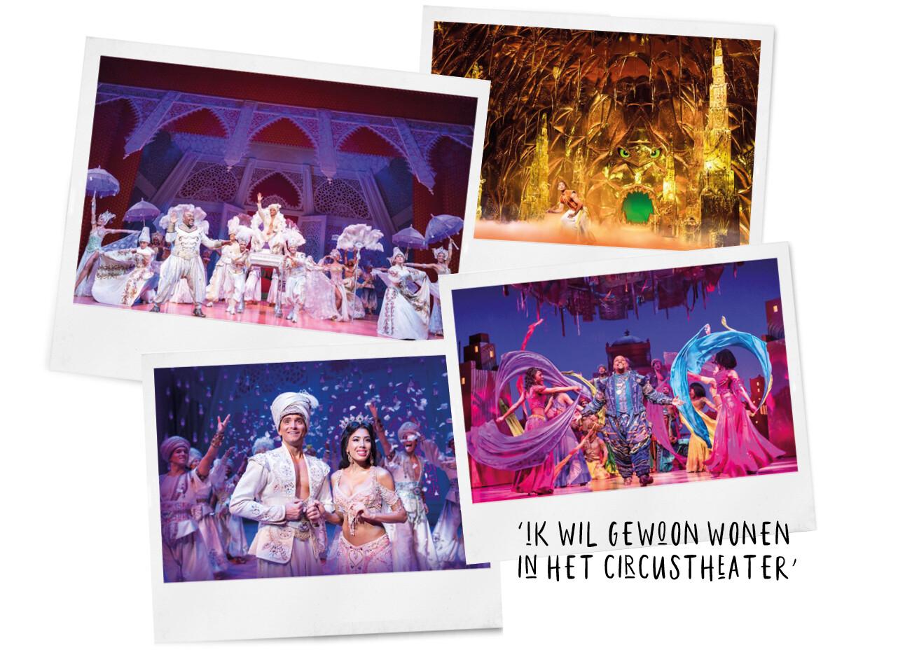 Premièrereport: Aladdin de musical is een zeldzame hit