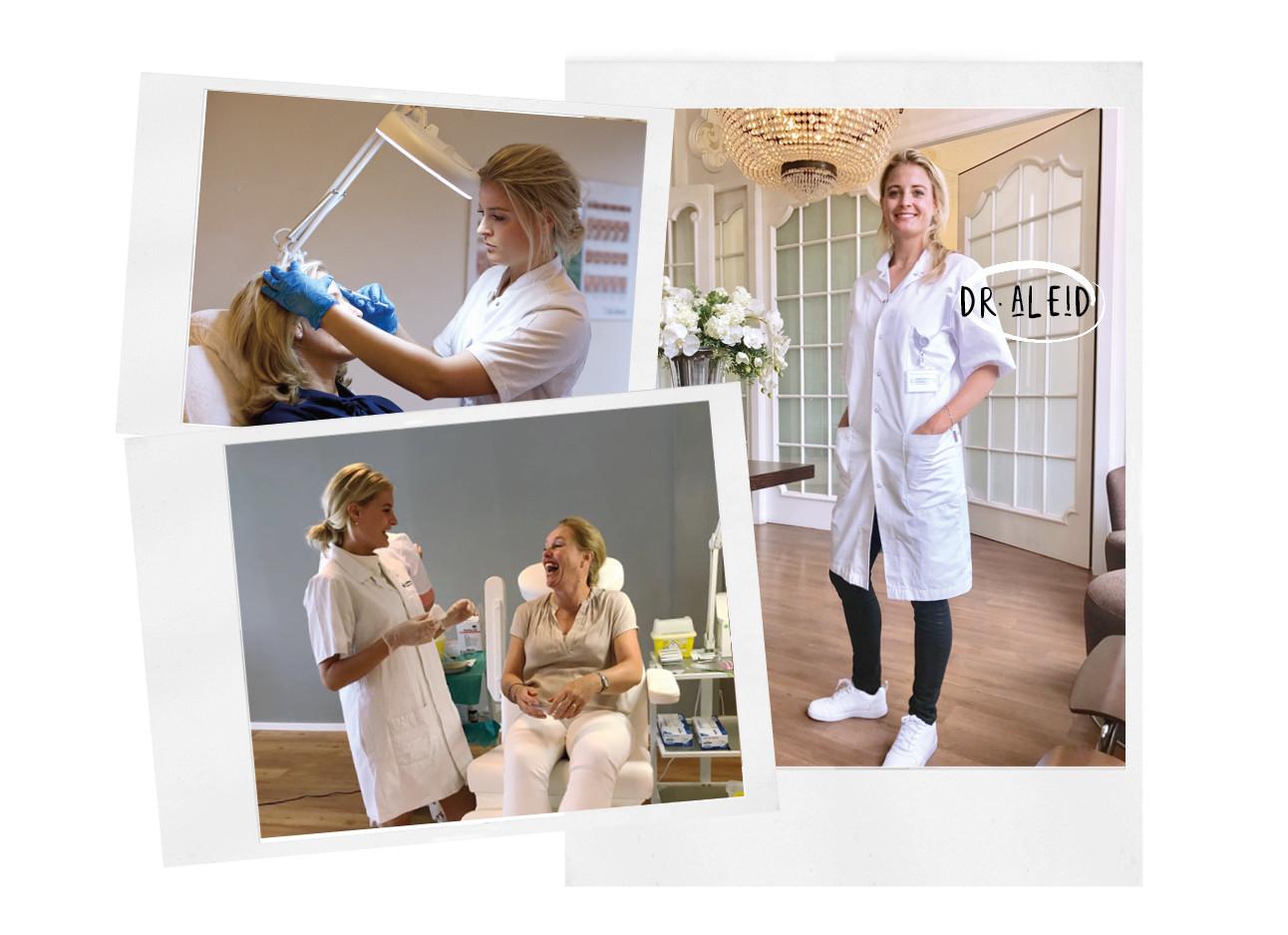 aleid koppius botox dokter interview witte jas stoel praktijk