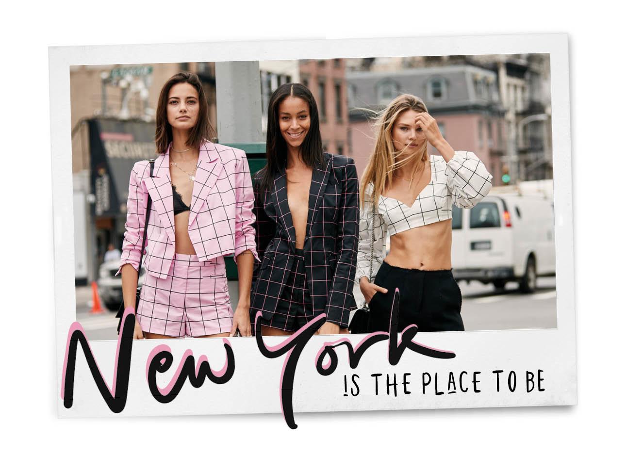 modellen new york streetstyle