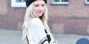 Look of the day: Annabelle van Hardeveld