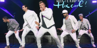 De Backstreet Boys are back