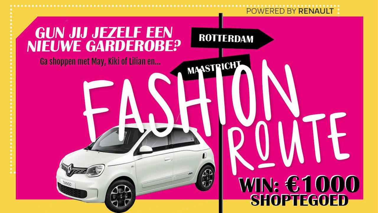 fashion route banner