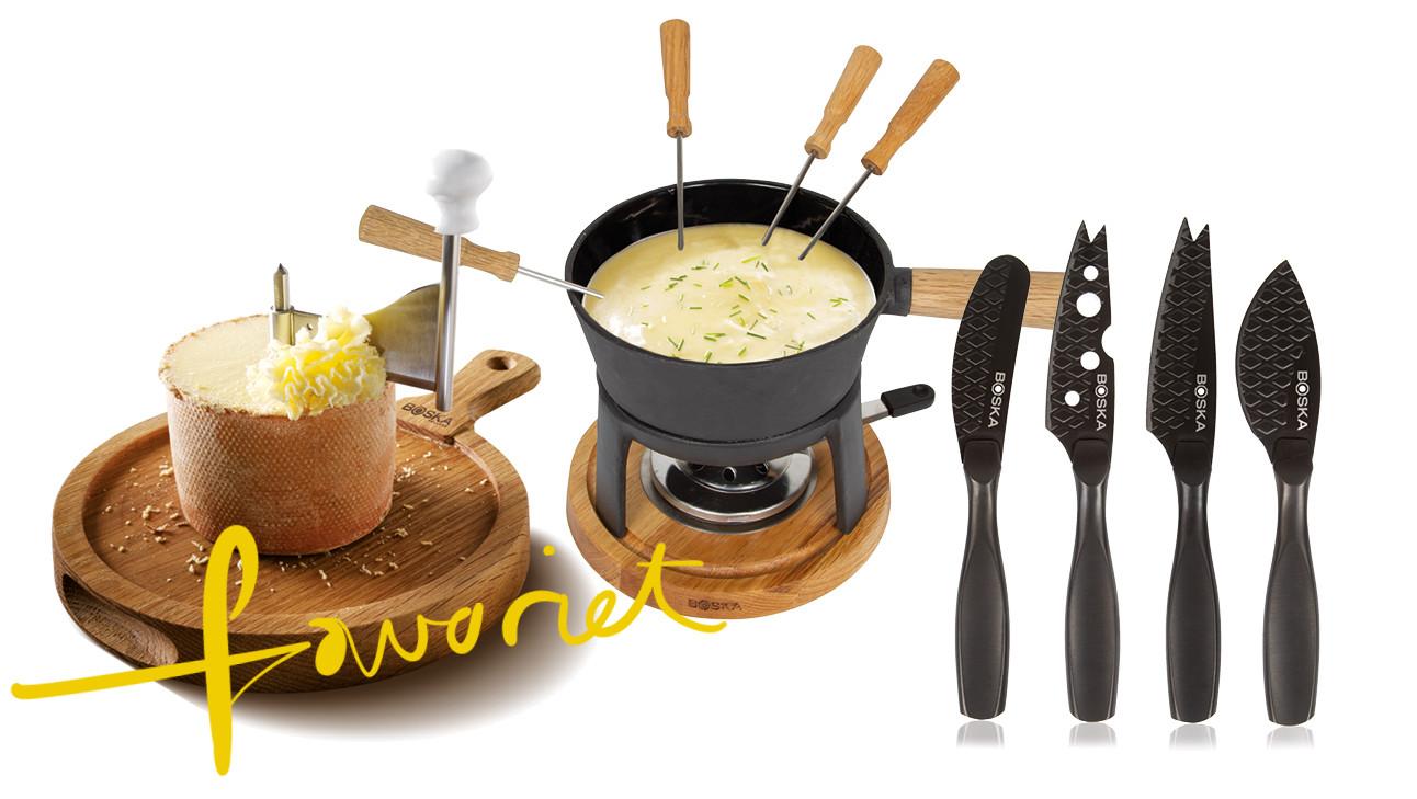 het kaas pakket van boska