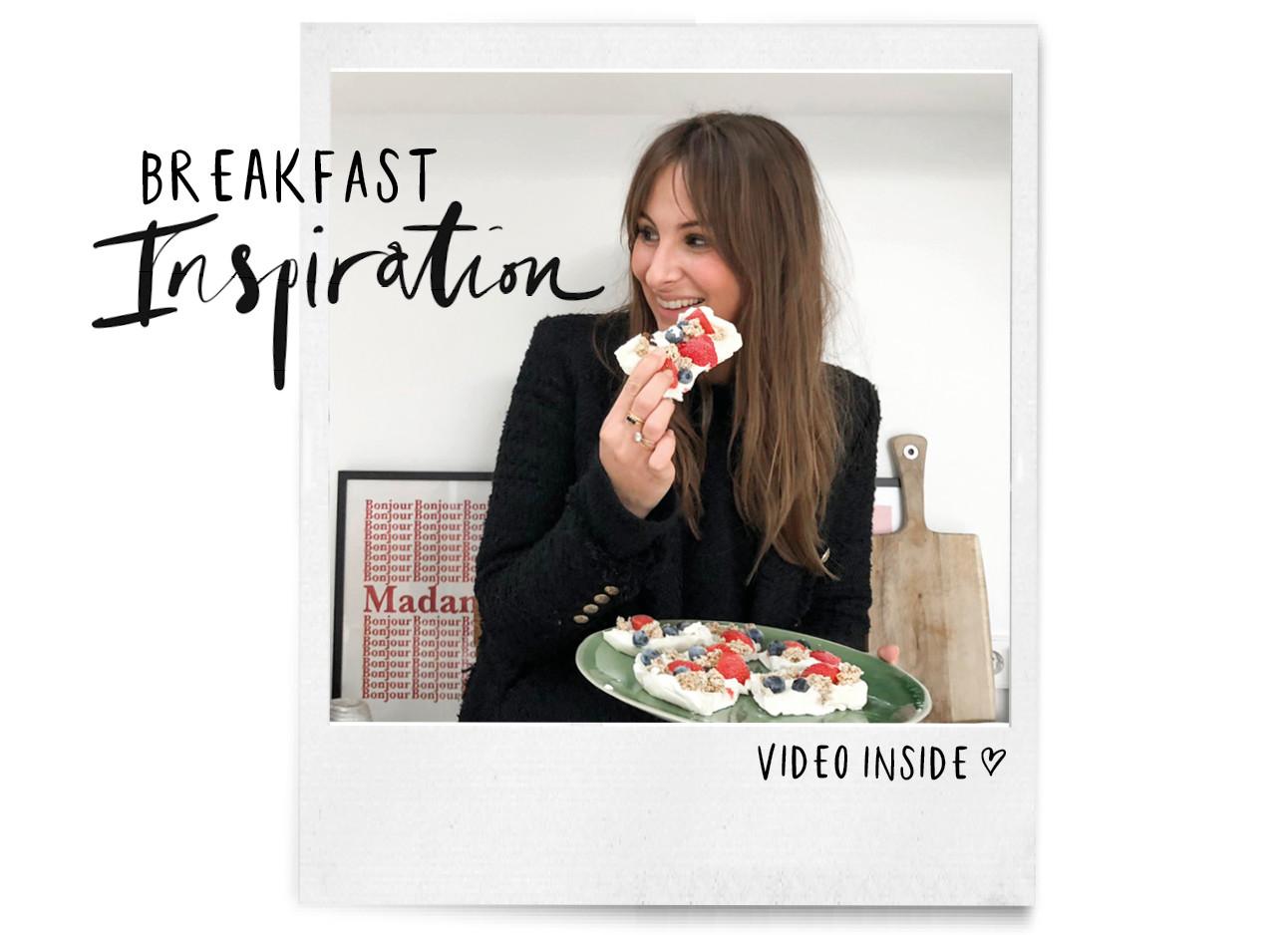 Lilian ontbijt