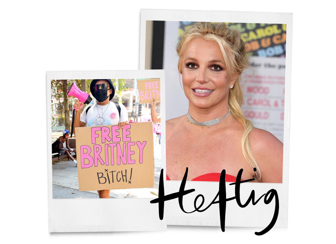 Docu over Britney laat haar bizarre leven zien