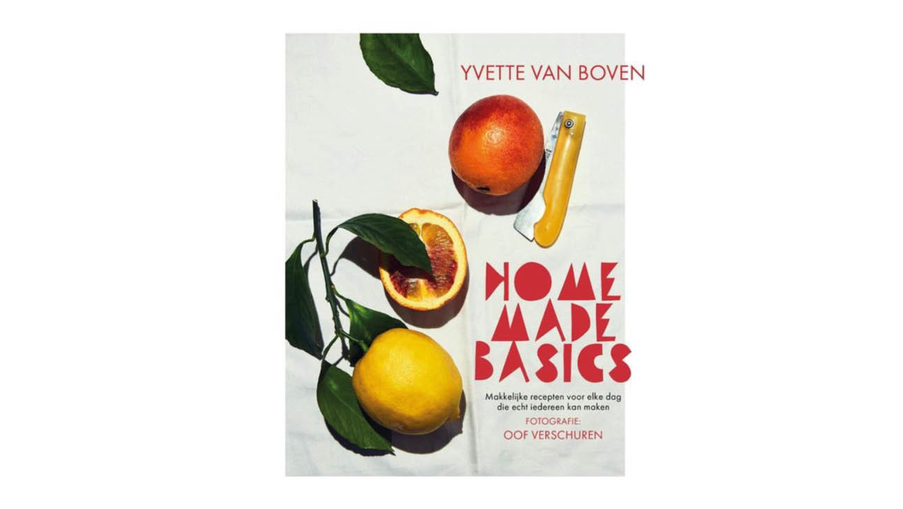 Kookboek Home Made Basics