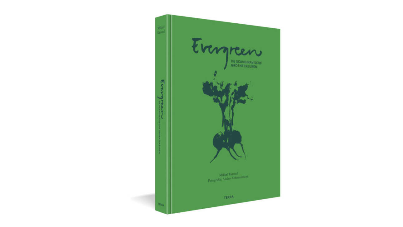 Kookboek evergreens