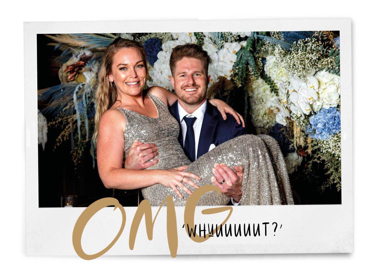 Wow, bizar nieuws over Bryce en Melissa van MAFS Australia
