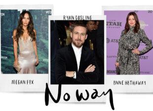 Celebrities die op staande voet werden ontslagen bij een film of serie