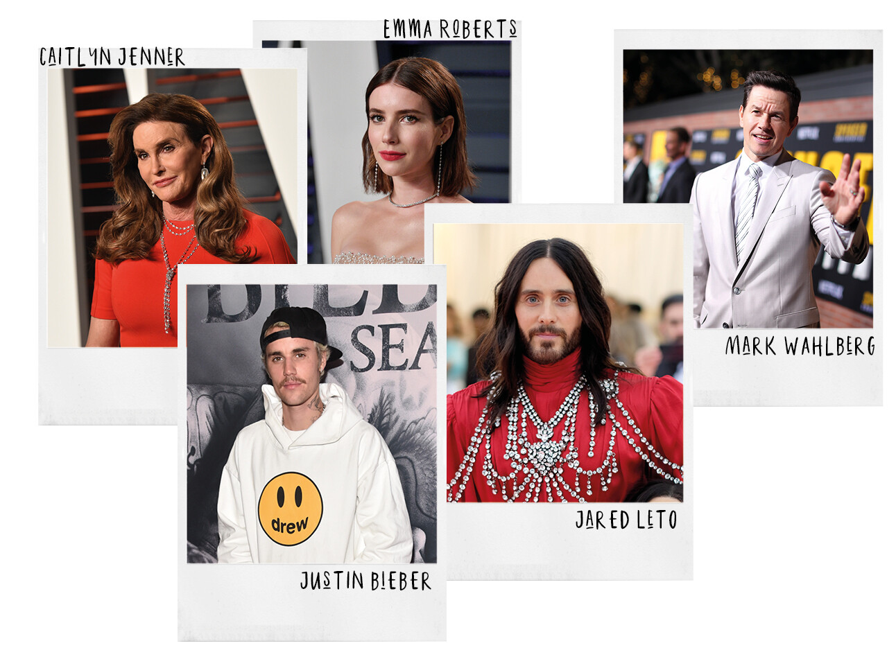 Celebrities die wegkwamen met de ergste dingen