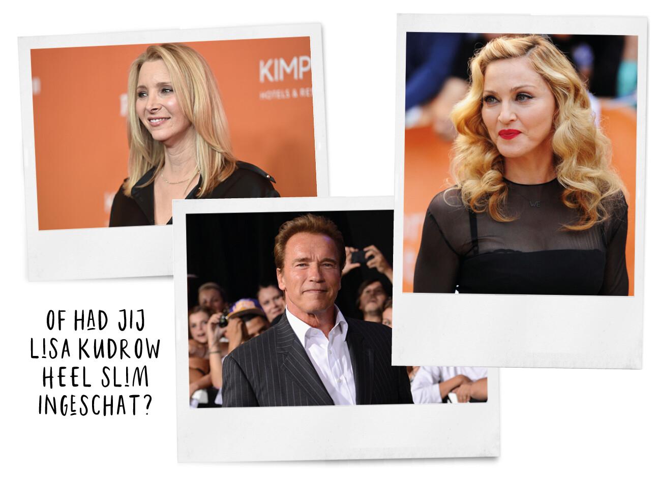 Celebrities met hoog IQ