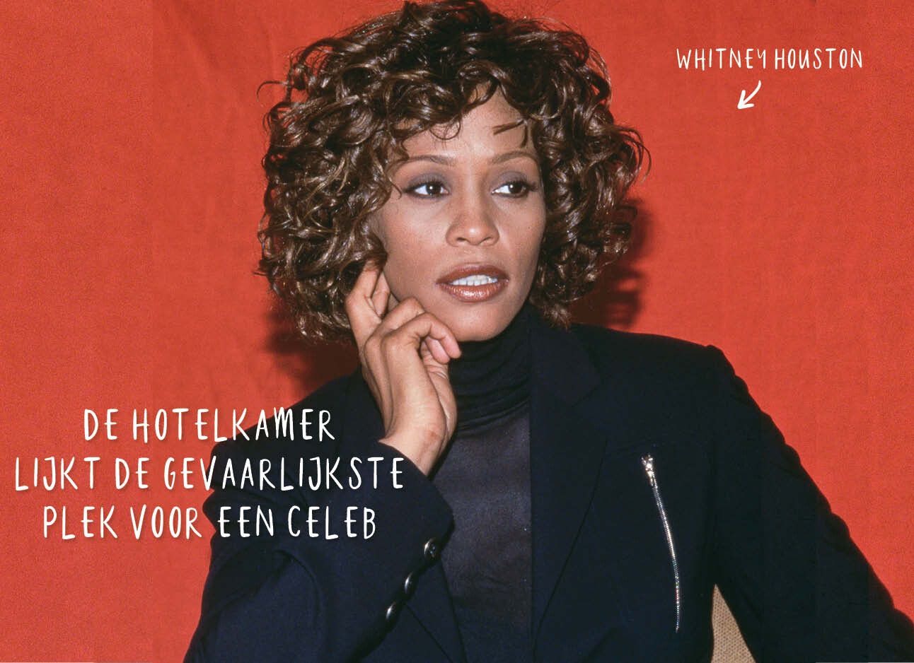 5 celebrities die overleden in een hotel