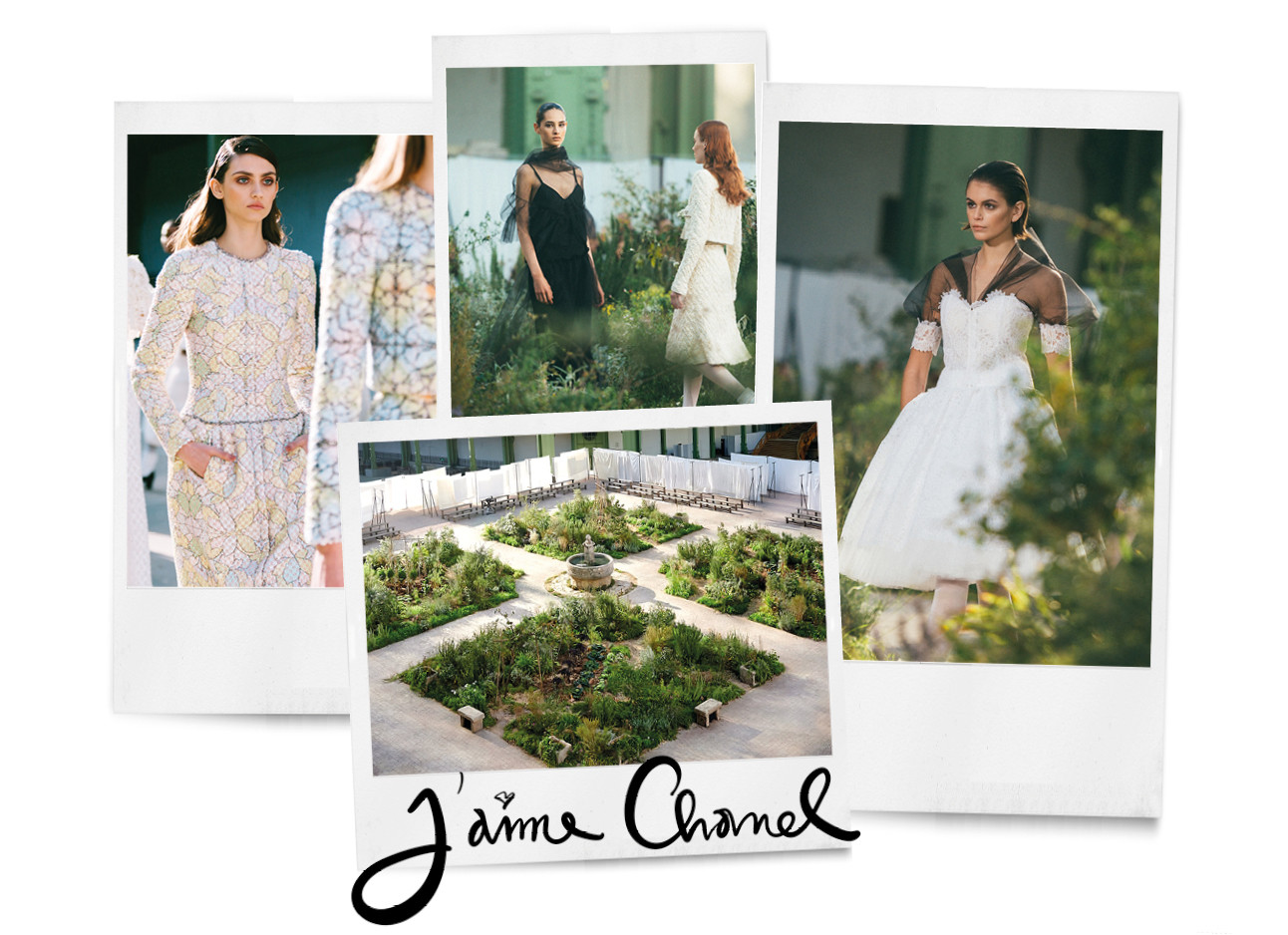 Chanelshow paris fashionweek haute couture 2020