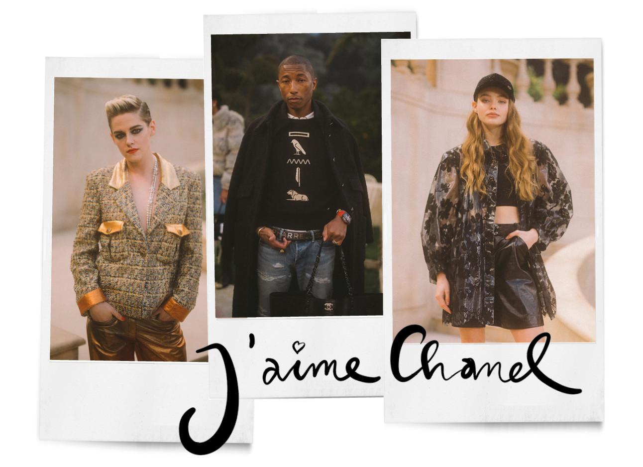 Chanel vips