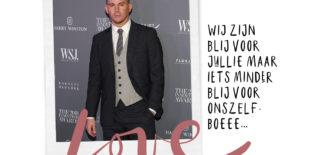 Channing Tatum bevestigt relatie officieel op Instagram