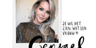 Het bewijs: Chantal Janzen is de grappigste vrouw van ons land