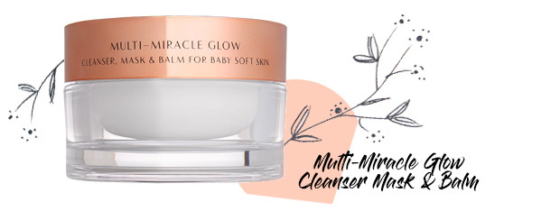 Charlotte Tilbury's Multi-Miracle Glow Cleanser Mask & Balm