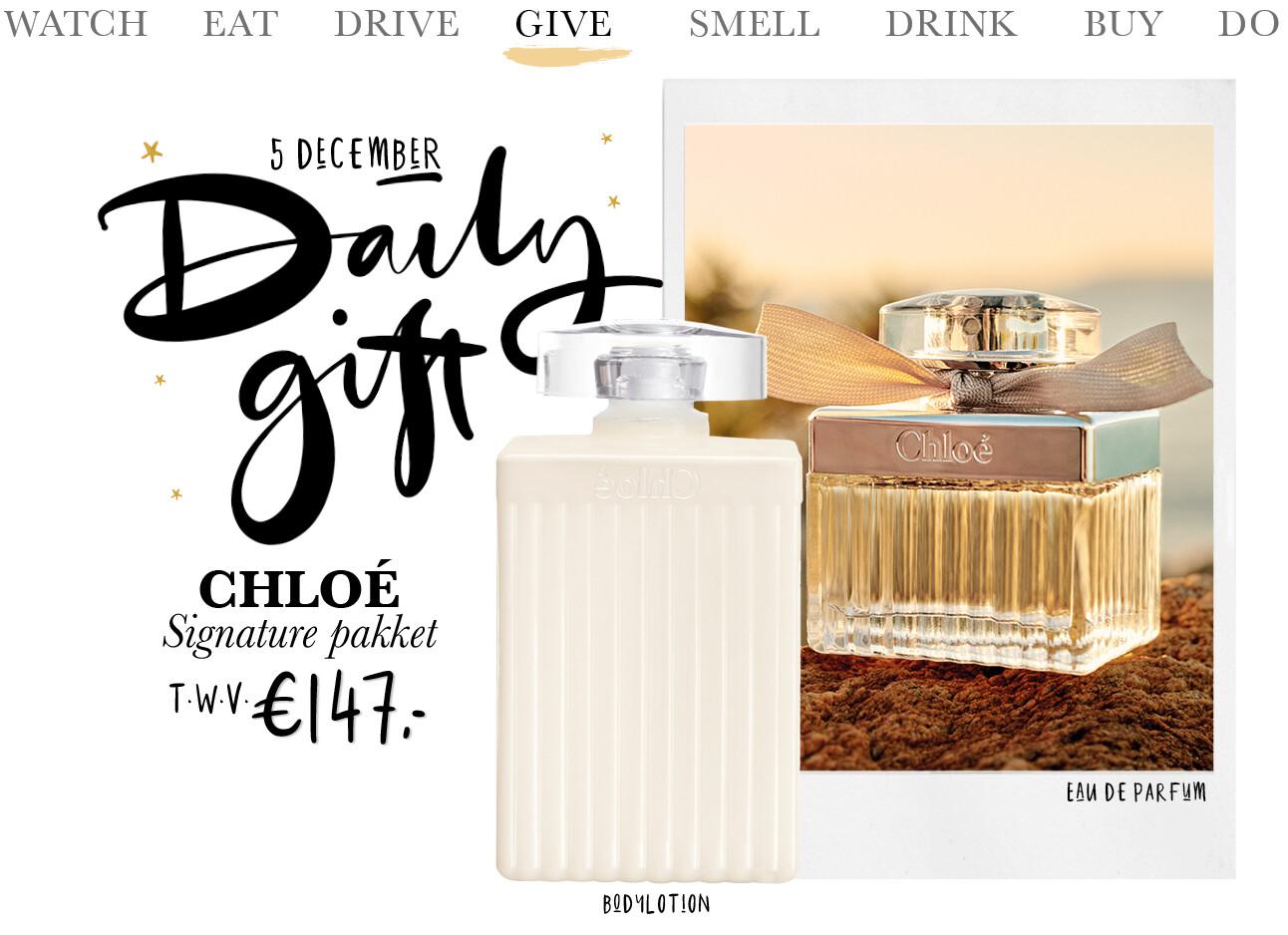 Chloé Signature pakket