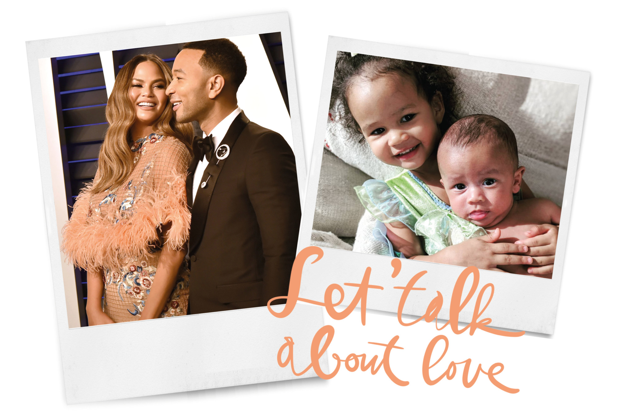 chrissy teigen john legend en kinderen