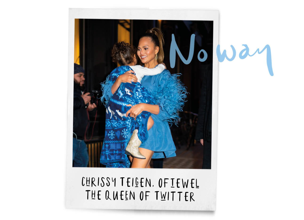 chrissy teigen social media