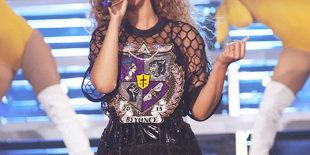Beyoncé deed een nagellakwissel op Coachella En wij zijn helemaal in de war