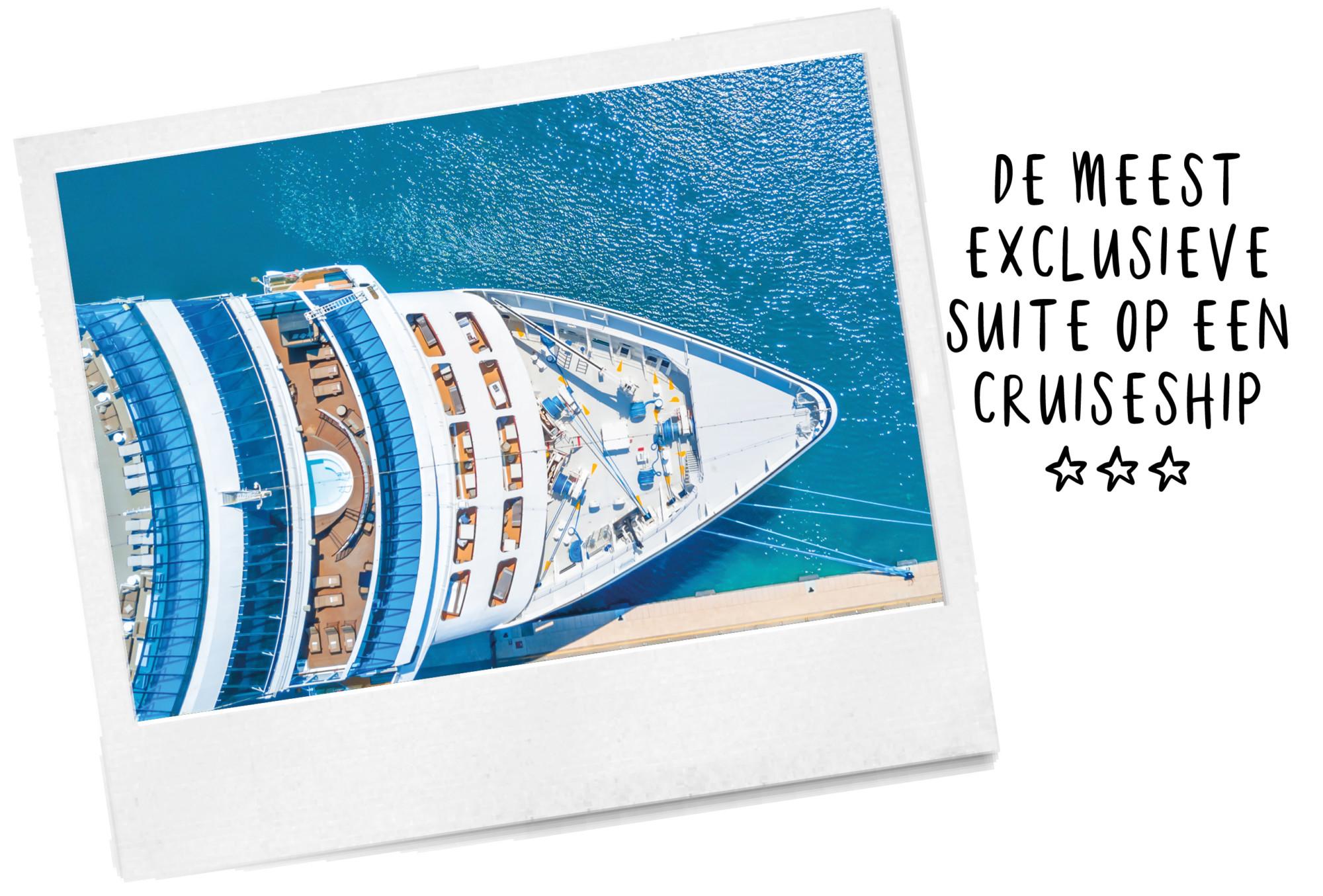 cruise schip