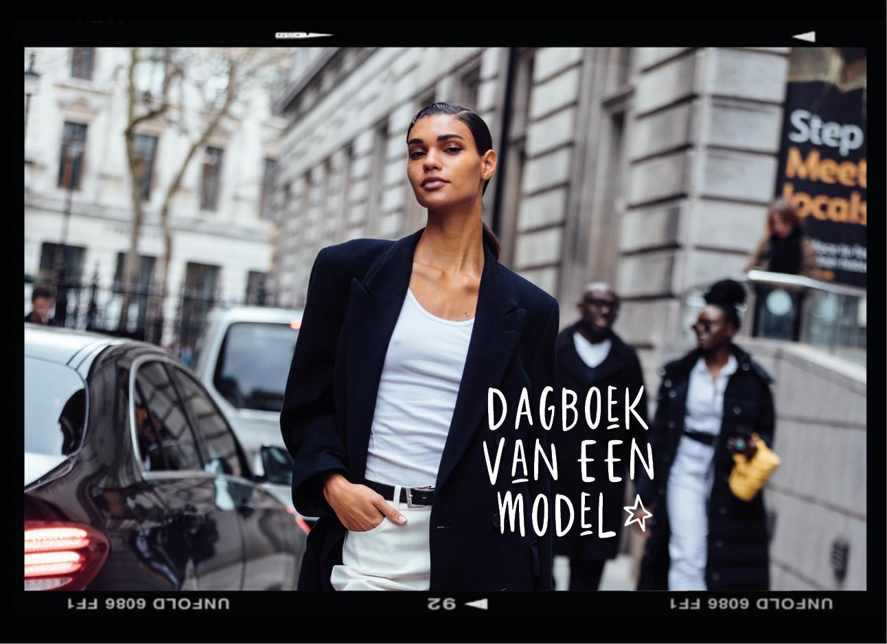 dagboek van een model