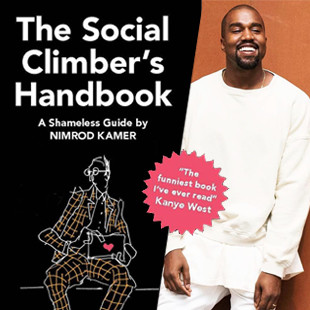 Daily may The Social Climber book Kanye West