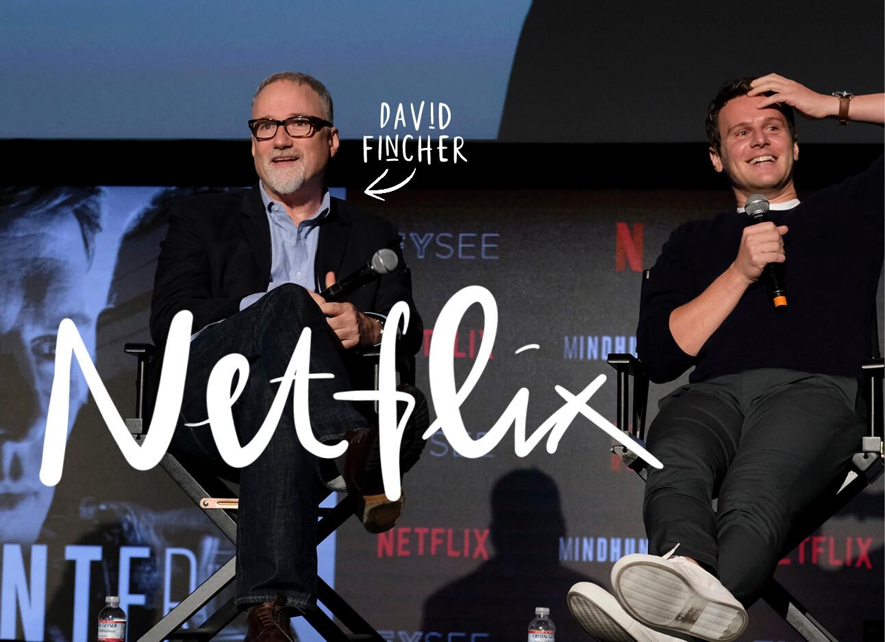 Yessss: David Fincher gaat een Netflix-serie maken