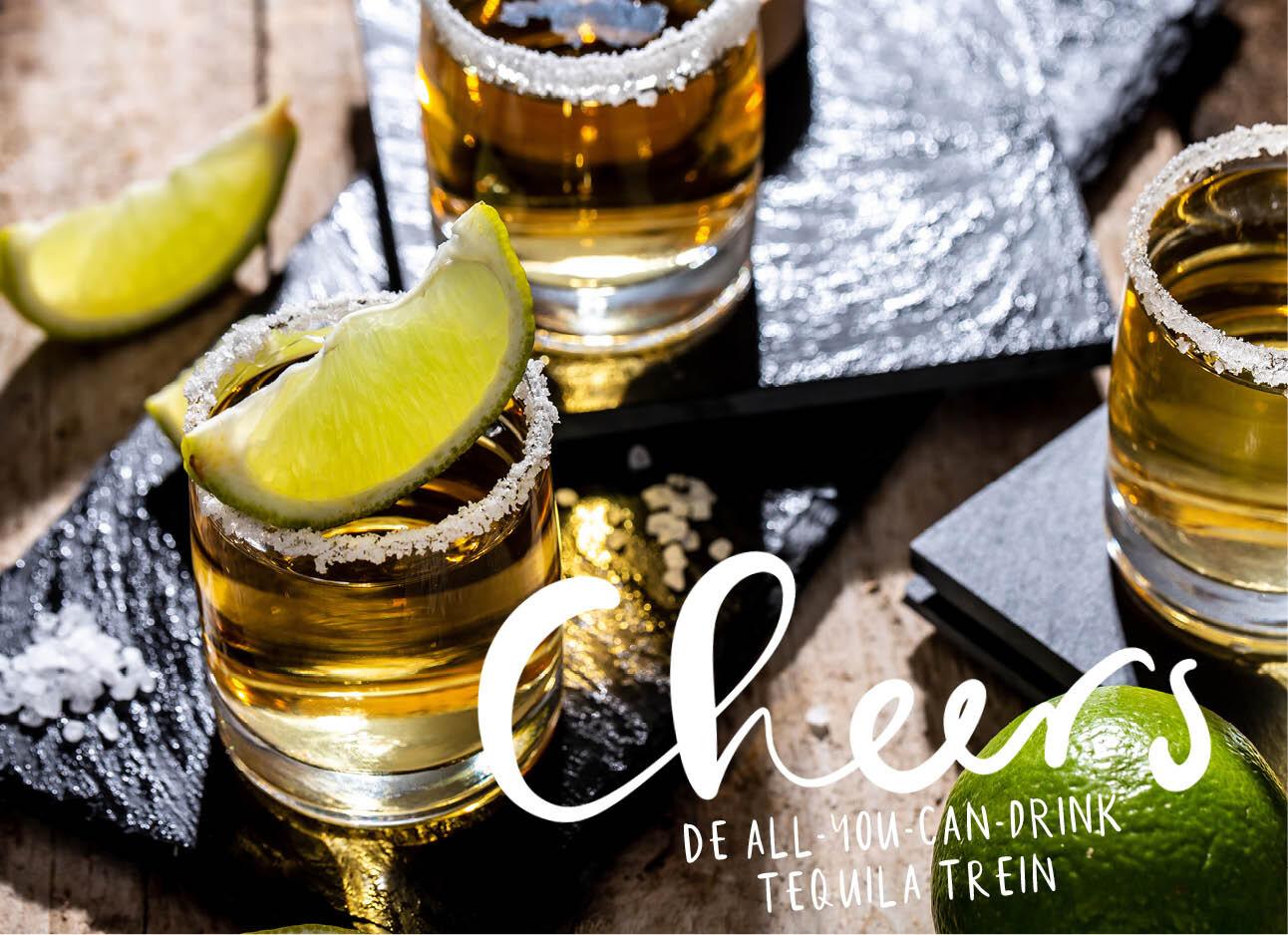 Cheers: de tequila-trein bestaat echt