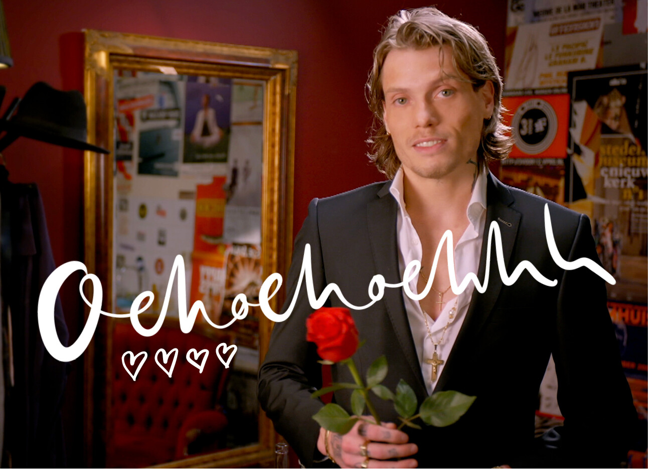 Oh yes: Tony Junior is de Bachelor