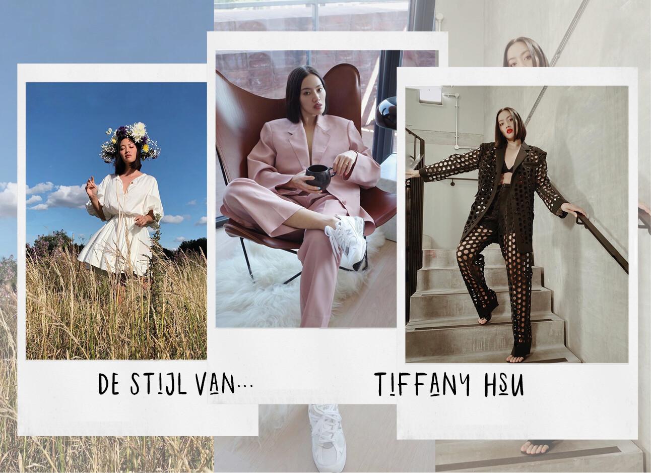 De stijl van Tiffany Hsu