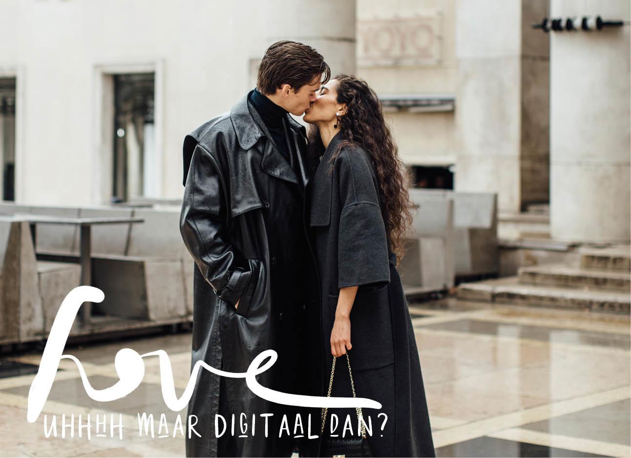 digitaal flirten