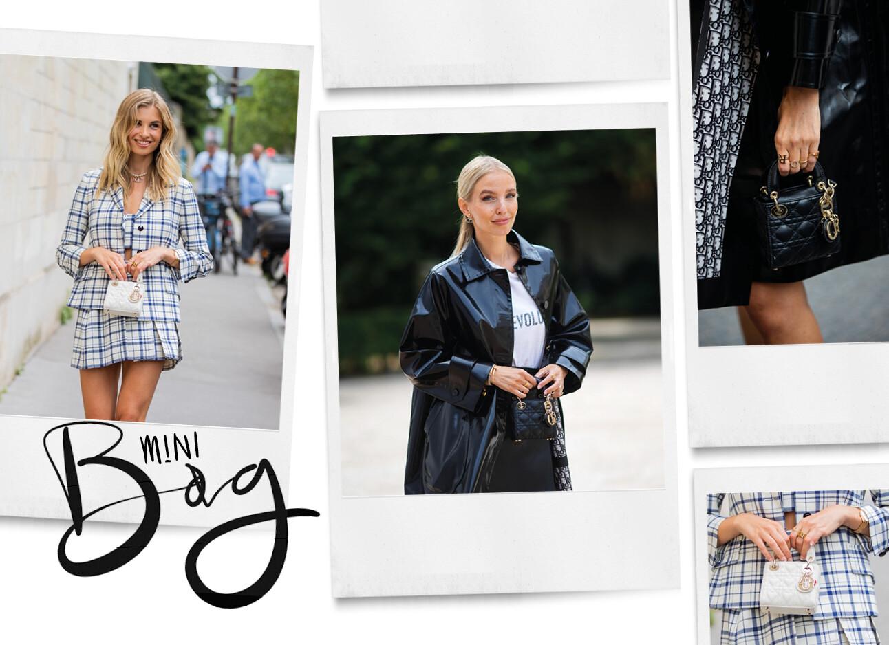 Dit is dé #1 hit-bag van Dior tijdens Couture Fashion Week