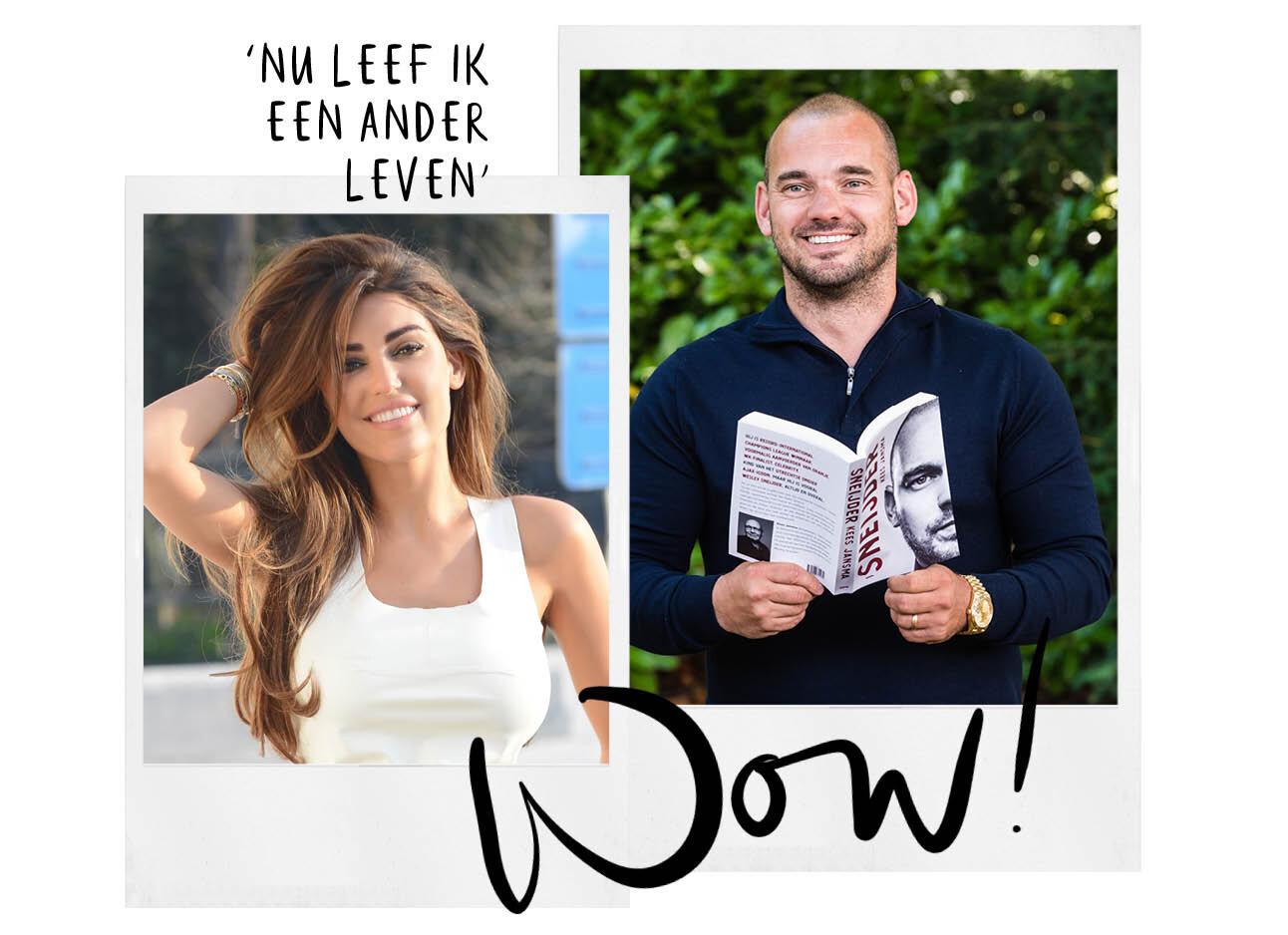 Yolanthe over de biografie van Wesley Sneijder