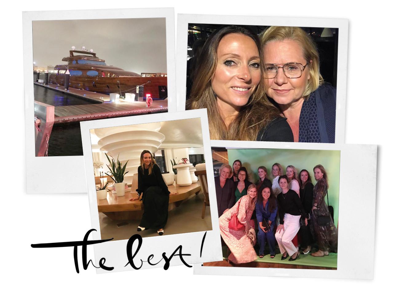 May in Dubai met de coty reis in dubai en mode collega's uit de tijdschriften wereld