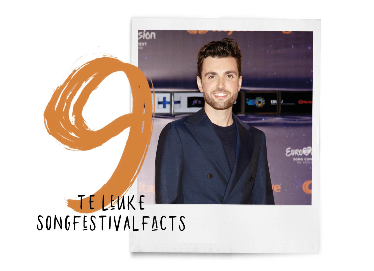 Duncan laurence euro songfestival