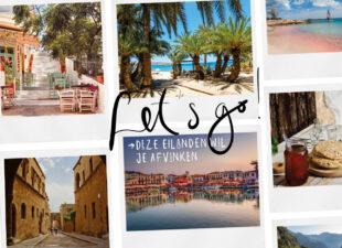 3 eilanden waarvoor je naar Griekenland wil emigreren