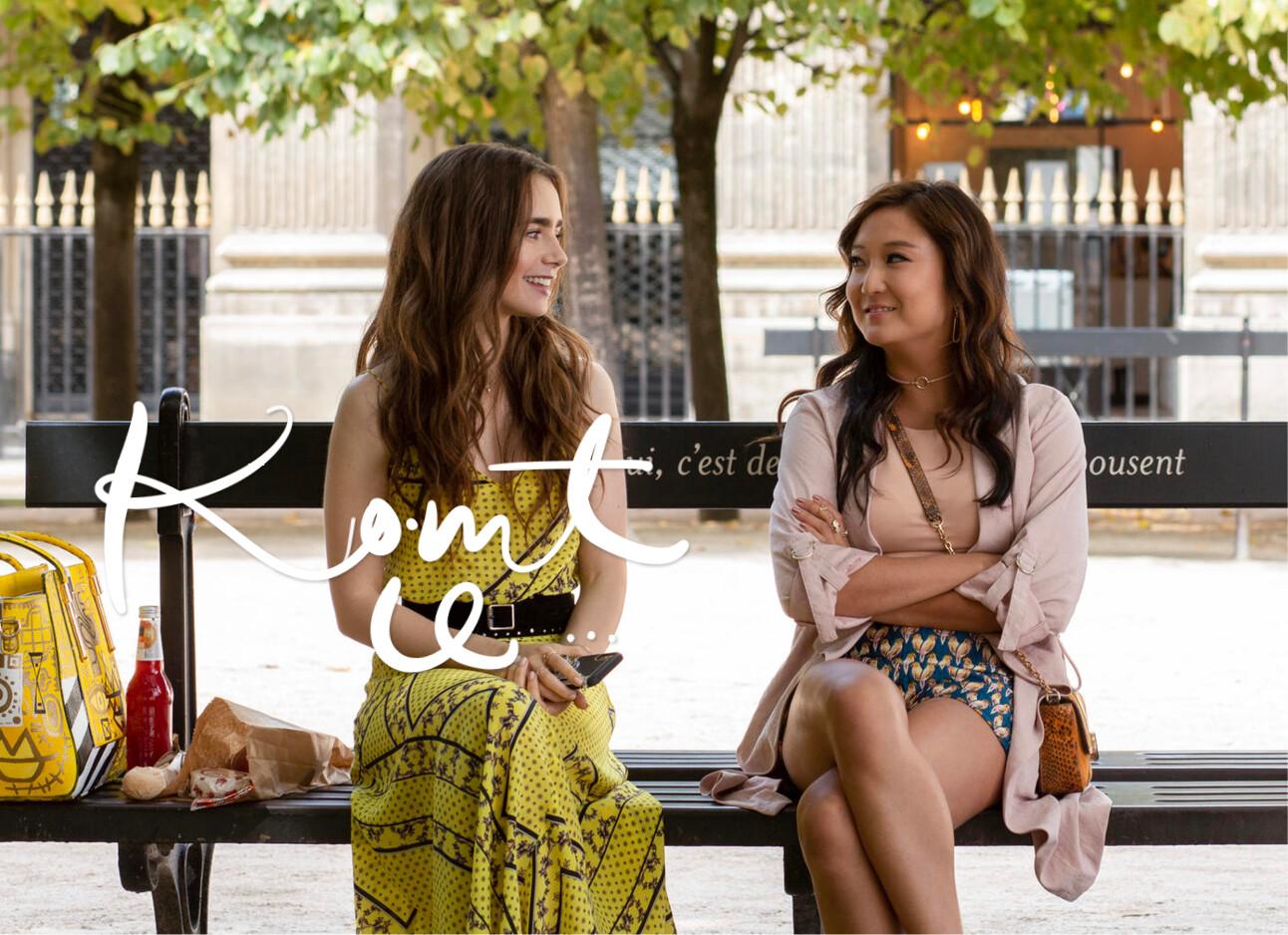 Ik keek Emily in Paris in één dag en dit is wat ik dacht