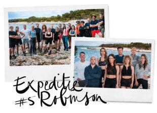 Expeditie Robinson: De Napraat van aflevering 5