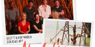 Expeditie Robinson brabbels: Aflevering 2