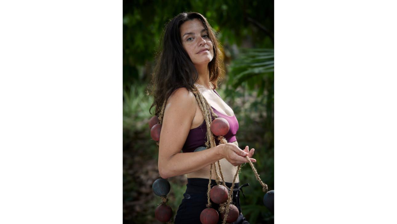 Eva Koreman Persfoto Expeditie Robinson 2019