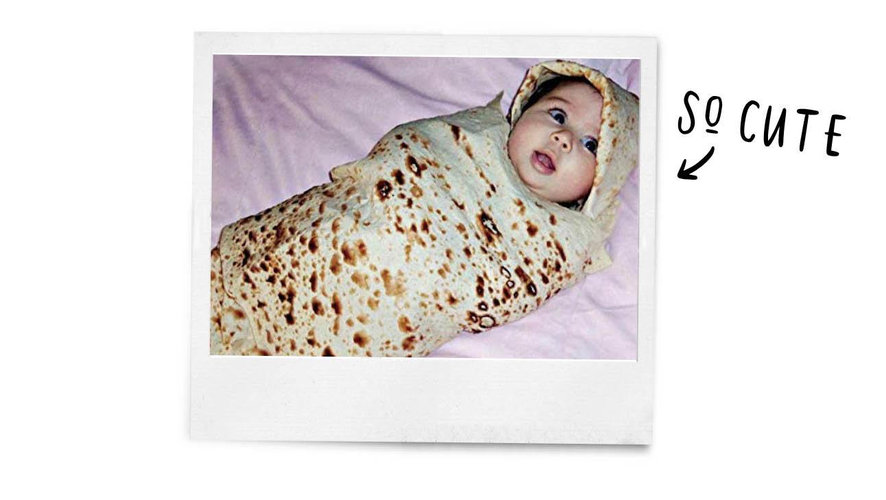 bay in burrito pakje
