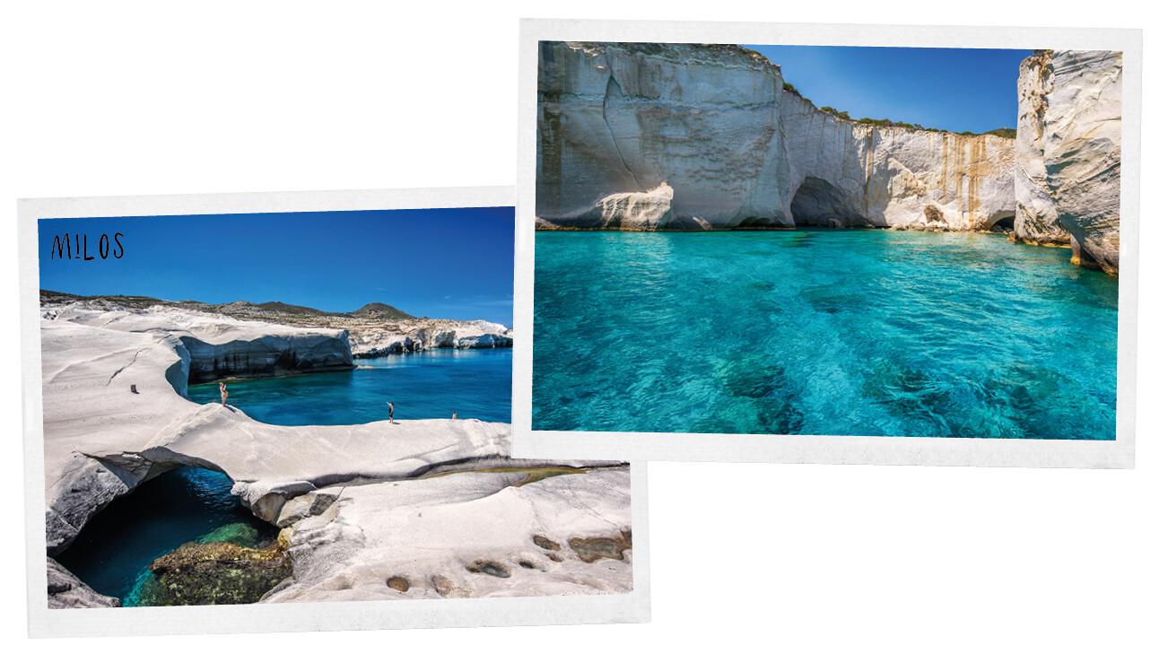 onontdekte plaatsen Griekenland